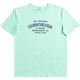Quiksilver Wider Miless SS Tee Men, cabbage